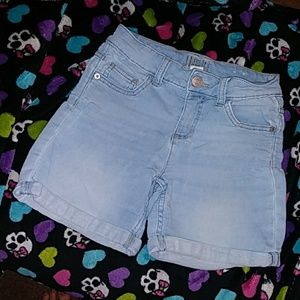 Justice Girls size 12 shorts